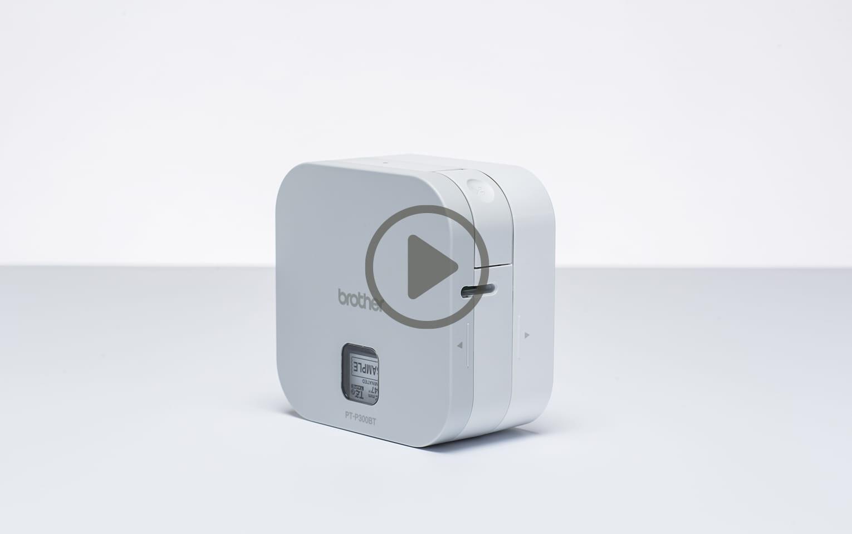 P-touch CUBE (PT-P300BT) 8