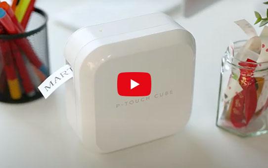 P-touch CUBE Plus (PT-P710BTH) 11