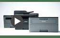 DCP-L2530DW imprimante laser multifonctions wifi noir et blanc 7