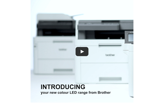 DCP-L3510CDW Farblaser Multifunktionsdrucker 6