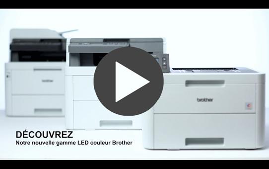 DCP-L3510CDW imprimante led couleur multifonctions wifi 6