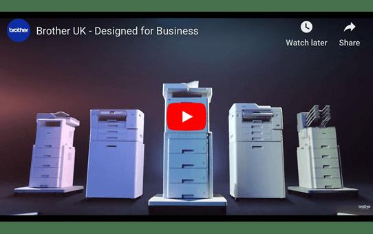 DCP-L8410CDW Farblaser Multifunktionsdrucker 5