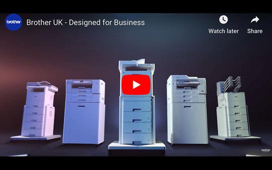DCP-L8410CDW Wireless Colour Laser Printer 6