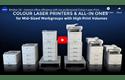 DCP-L8410CDW Wireless Colour Laser Printer 7