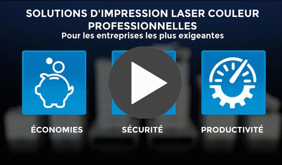 DCP-L8410CDW imprimante laser couleur wifi multifonctions professionnelle 7