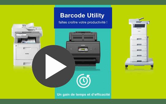 DCP-L8410CDW imprimante laser couleur multifonction 5