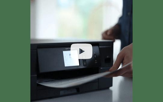 DCP-J1140DW - Tintenstrahldrucker A4 8