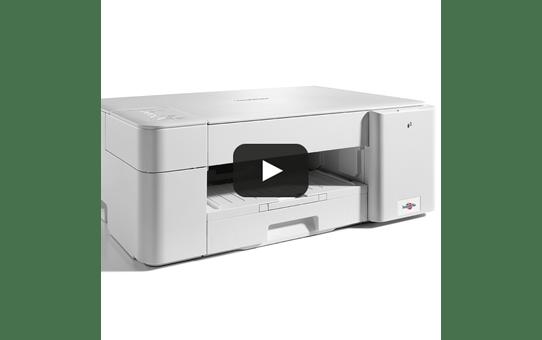 DCP-J1200W - Tintenstrahldrucker A4 6