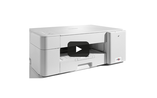 Compact 3-in-1 mobile managed colour inkjet printer DCP-J1200W 6