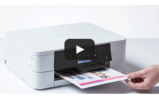 DCP-J774DW Wireless 3-in-1 Inkjet Printer 7