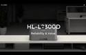 HL-L2300D Compact Mono Laser Printer 4