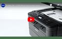 HL-L2310D Compact Mono Laser Printer 4
