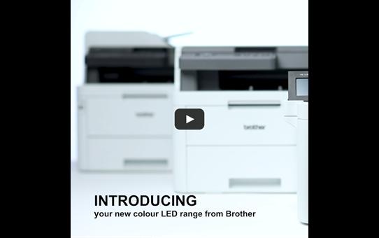 Brother HLL3210CW trådløs farge LED skriver 6