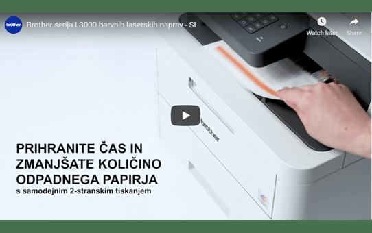 HL-L3210CW, profesionalni brezžični barvni laserski tiskalnik 6
