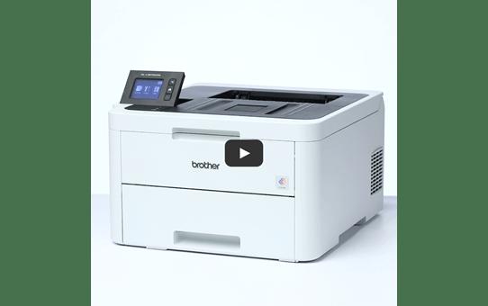 HL-L3270CDW Colour Wireless LED printer 8
