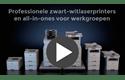HL-L6400DW professionele zwart-wit wifi laserprinter 5