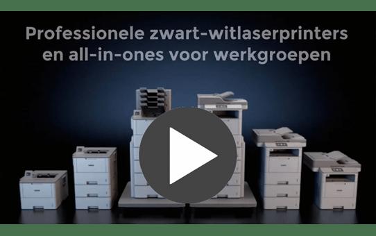 HL-L6400DWT professionele zwart-wit wifi laserprinter 4