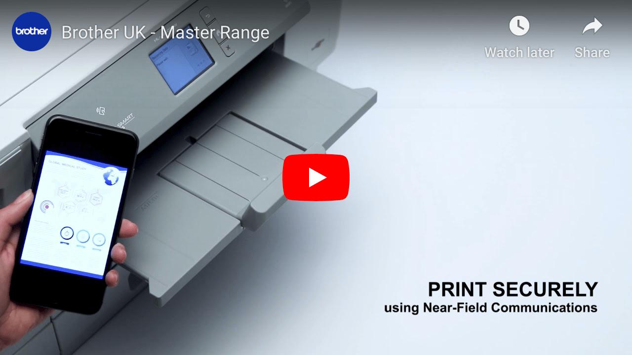HL-J6100DW Colour Wireless A3 Inkjet Printer 10