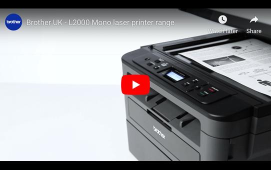 MFC-L2710DW Wireless 4-in-1 Mono Laser Printer 7