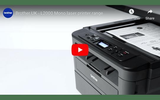 MFC-L2730DW Wireless 4-in-1 Mono Laser Printer  7