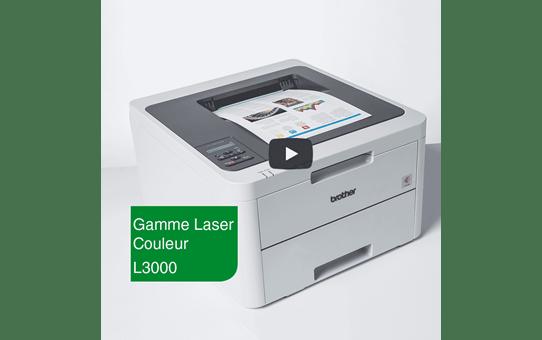 MFC-L3750CDW Imprimante multifonction 4-en-1 laser couleur WiFi  6