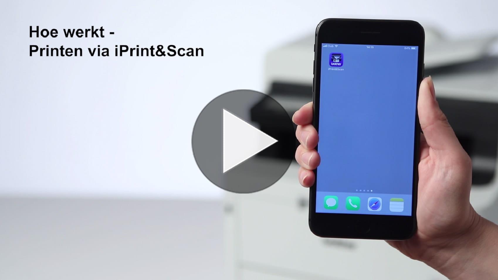 MFC-L3750CDW All-in-one draadloze kleurenledprinter 6