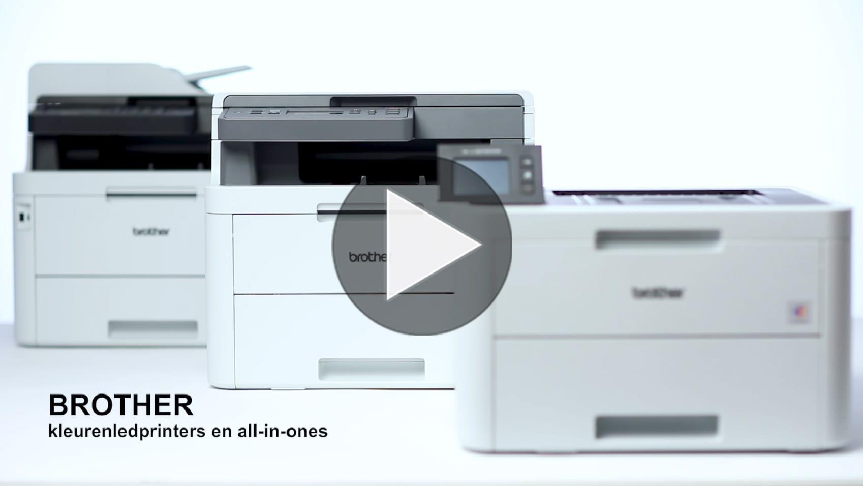 MFC-L3750CDW All-in-one draadloze kleurenledprinter 7
