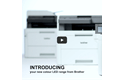 MFC-L3770CDW 4-in-1 wireless colour LED laser printer with integrated NFC 6