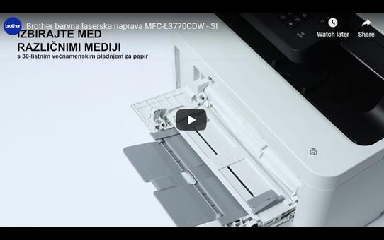 MFC-L3770CDW brezžična barvna laserska večfunkcijska naprava 4-v-1 6