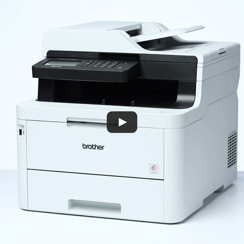 MFC-L3770CDW 4-in-1 wireless colour LED laser printer with integrated NFC 7