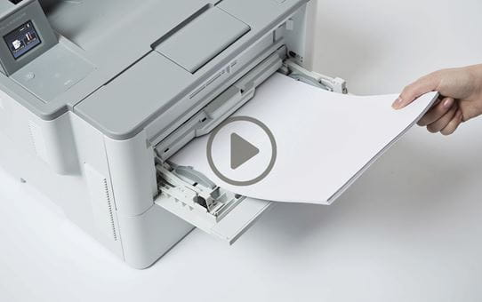 MFC-L6800DWT - lasermonitoimilaite suurella paperikapasiteetilla 4
