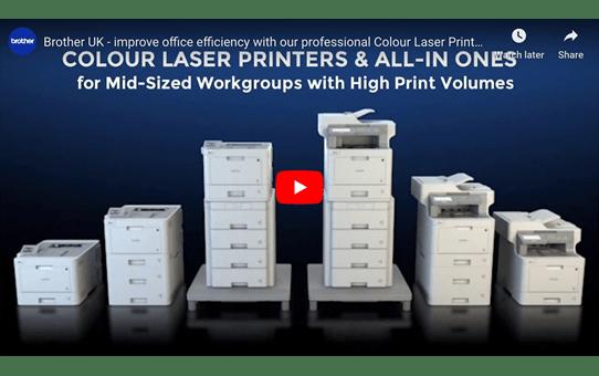 MFC-L8690CDW Wireless Colour Laser Printer 7