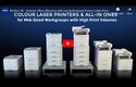 MFC-L8900CDW Wireless Colour Laser Printer 8