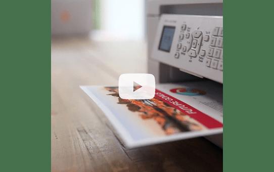 MFC-J1010DW imprimante multifonction jet d'encre couleur à usage personnel 7
