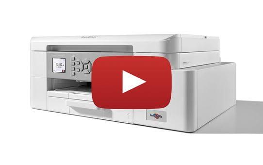 MFC-J4340DW - professionel alt-i-én farveinkjetprinter 6