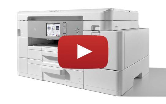 MFC-J4540DW - professionel alt-i-én farveinkjetprinter 6