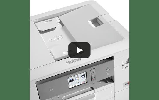 Spalvotas rašalinis daugiafunkcinis (All in Box 4-in-1) spausdintuvas MFC-J4540DWXL, skirtas dirbti namuose 6