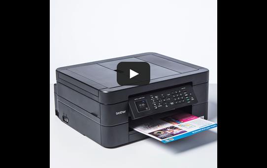 MFC-J491DW Wireless 4-in-1 Inkjet Printer 8
