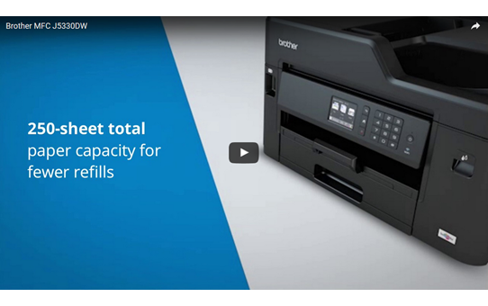 MFC-J5330DW All-in-one Inkjet Printer 5