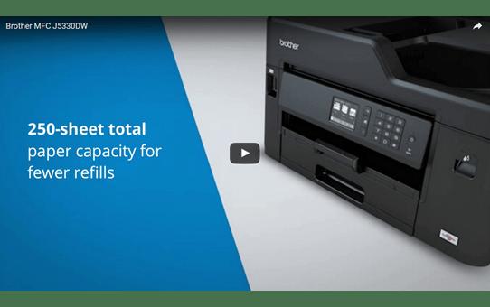 MFC-J5330DW All-in-one Inkjet Printer 6