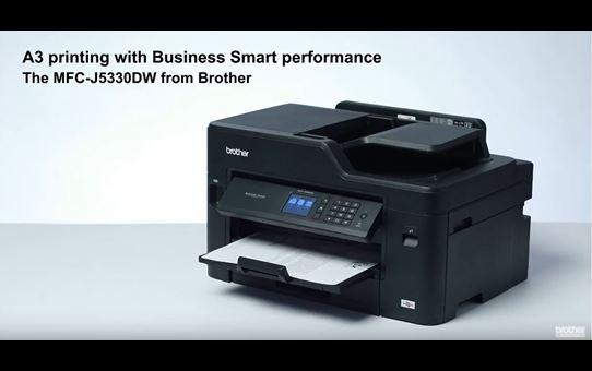 MFC-J5330DW All-in-one Inkjet Printer 4
