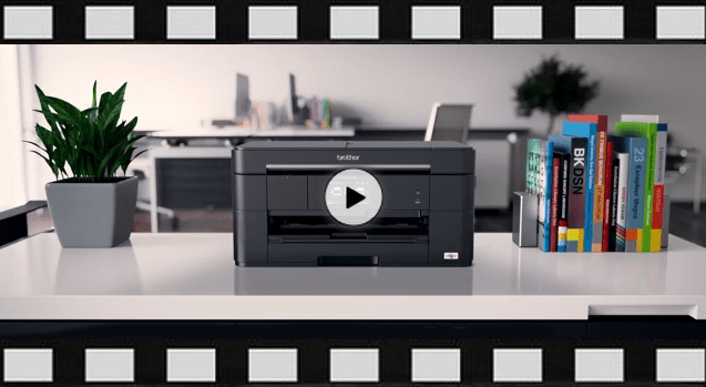 MFCJ5620DW Wireless Compact Inkjet 4