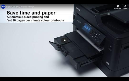 MFC-J5730DW Wireless A4 Inkjet Printer 4