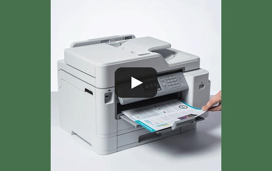 MFC-J5945DW Barevná bezdrátová tiskárna A3 4 v 1 7