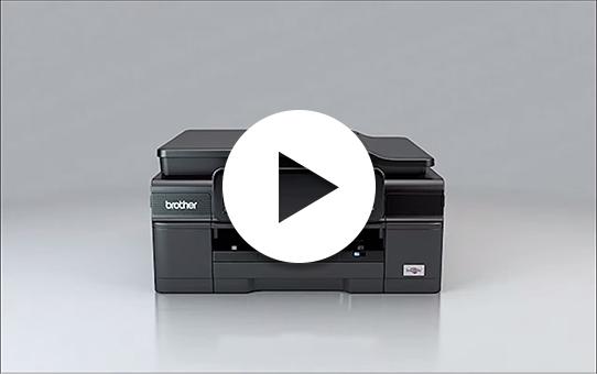 MFC-J650DW All-in-One Inkjet Printer + Duplex, Fax and Wireless 4