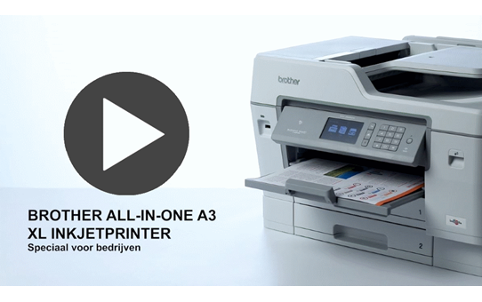 MFC-J6945DW Business Smart A3 4-in-1 inkjetprinter 7