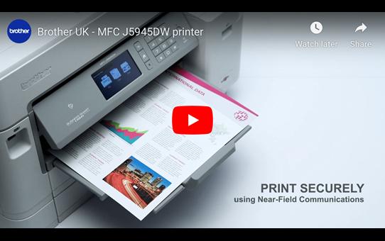 MFC-J6945DW Imprimante à jet d'encre A3 7