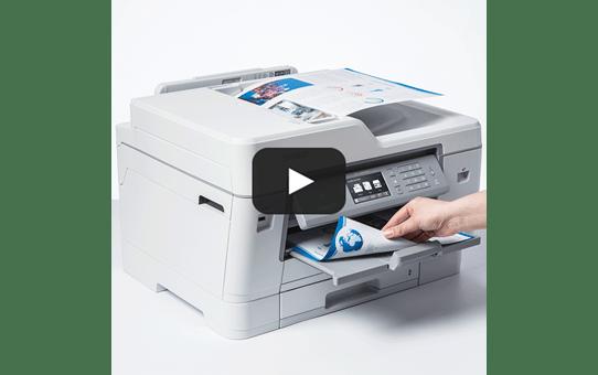 MFC-J6945DW Stampante multifunzione Inkjet professionale 7