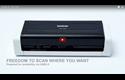 ADS-1200 Scanner de documents compact et portable 9