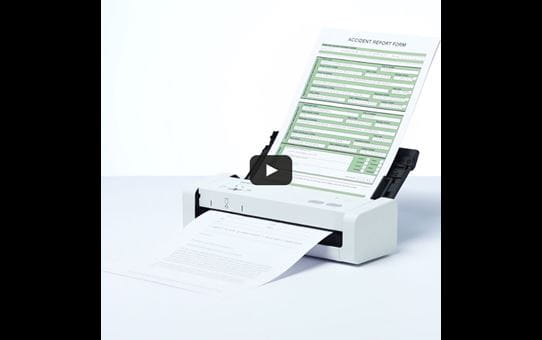 ADS-1200 Scanner per documenti compatto e portatile con duplex 9
